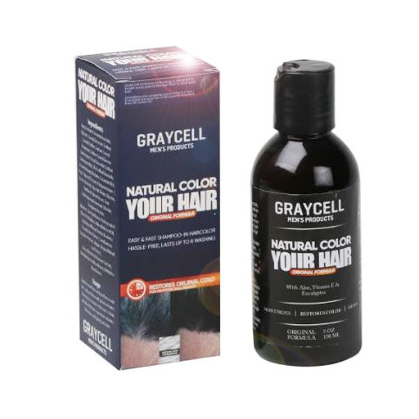 Graycell Natural Color Your Hair